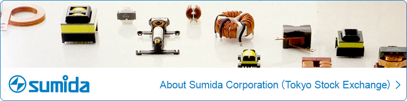 About Sumida Corporation(Tokyo Stock Exchange)